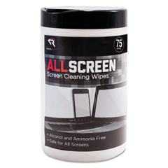 REARR15045 - Read Right® AllScreen™ Screen Cleaning Wipes