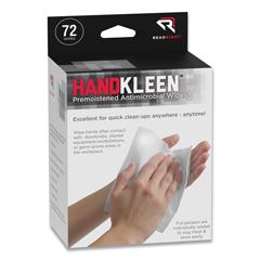 REARR15112 - Read Right® HandKleen™ Premoistened Antibacterial Wipes