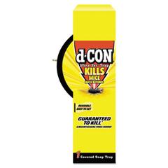 REC00027 - d-CON® Ultra Set Covered Snap Trap