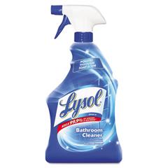 REC02699 - LYSOL® Brand Disinfectant Bathroom Cleaner