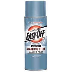 REC76461 - Professional Easy-Off® Stainless Steel Cleaner & Polish