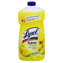 REC78626 - LYSOL® Clean & Fresh Multi-Surface Cleaner