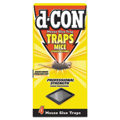 REC78642 - d-CON® Mouse Glue Trap
