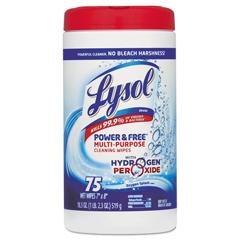 REC88070 - Lysol® Power & Free™ Multi-Purpose Wipes