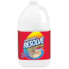 REC97161 - Professional RESOLVE® Carpet Extraction Cleaner Concentrate