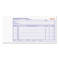 RED1L114 - Rediform® Material Requisition Book
