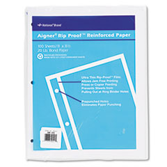 RED20121 - National® Brand Rip Proof™ Reinforced Filler Paper