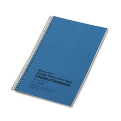 RED33560 - National® Brand Single-Subject Wirebound Notebooks