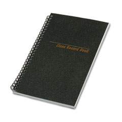 RED33990 - National® Brand Class Record Book
