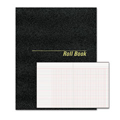 RED43523 - National® Brand Roll Call Book