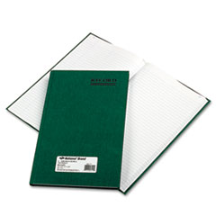 RED56111 - National® Brand Emerald Series Account Book