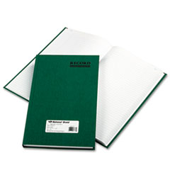 RED56131 - National® Brand Emerald Series Account Book