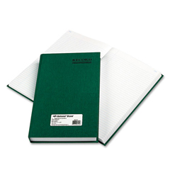 RED56151 - National® Emerald Series Account Book