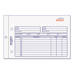 RED7L721 - Rediform® Invoice Book