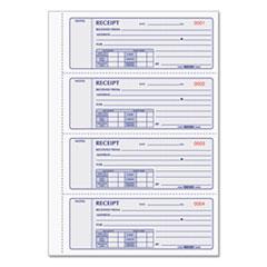 RED8K808 - Rediform® Money Receipt Book