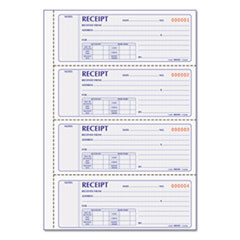 RED8L806 - Rediform® Prestige™ Money Receipt Book