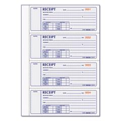 RED8L818 - Rediform® Prestige™ Money Receipt Book