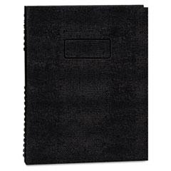 REDA10200EBLK - Blueline® NotePro® Ecologix Executive Notebook