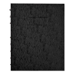 REDA7150EBLK - Blueline® NotePro® Ecologix Executive Notebook