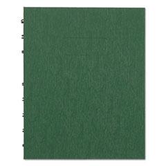 REDA7150EGRN - Blueline® NotePro® Ecologix Executive Notebook