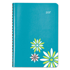 REDC15501 - Blueline® Soft Cover Design Weekly/Monthly Planner