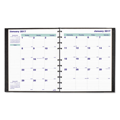 REDCF1512C81 - Blueline® MiracleBind™ CoilPro™ 17-Month Planner