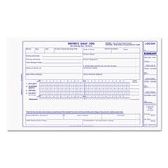 REDS5031NCL - Rediform® Driver's Daily Log