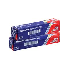 REY620 - Heavy Duty Aluminum Foil Rolls