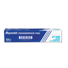 REY624M - Metro Aluminum Foil Rolls