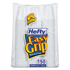 RFPC20315CT - Hefty® Easy Grip® Disposable Plastic Bathroom Cups