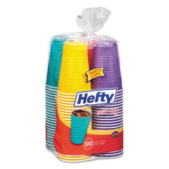 RFPC21637CT - Hefty® Easy Grip® Disposable Plastic Party Cups