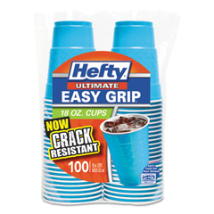 RFPC21845CT - Hefty® Easy Grip® Disposable Plastic Party Cups