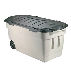 RHP2463DIM - Roughneck™ Wheeled Storage Box- 45 Gallon