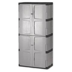 RHP7083 - Rubbermaid Double-Door Storage Cabinet