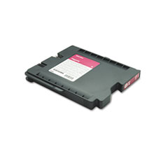 RIC405538 - Ricoh 405538 High-Yield Toner, 3000 Page-Yield, Magenta