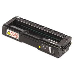 RIC406046 - Ricoh 406046 Toner, 2000 Page-Yield, Black