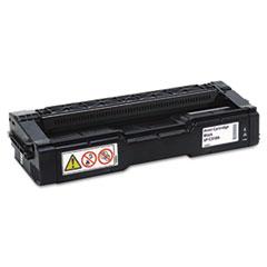 RIC406344 - Ricoh 406344 Toner, 2500 Page-Yield, Black