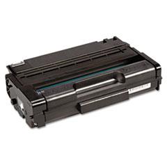 RIC406464 - Ricoh 406464 Toner, 2,500 Page-Yield, Black