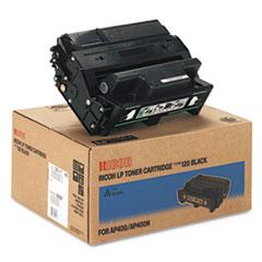 RIC407000 - Ricoh 400942 Toner, 15000 Page-Yield, Black