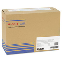 RIC411018 - Ricoh 411018 Drum, 45,000 Page-Yield, Black