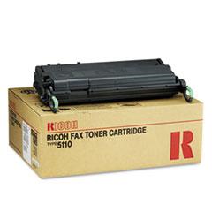 RIC430452 - Ricoh 430452 Toner, 10000 Page-Yield, Black