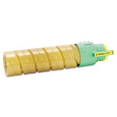 RIC820073 - Ricoh 820073 Toner, 6000 Page Yield, Yellow
