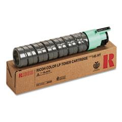 RIC888308 - Ricoh 888308 High-Yield Toner, 15000 Page-Yield, Black