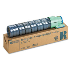 RIC888311 - Ricoh 888311 High-Yield Toner, 15000 Page-Yield, Cyan