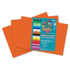 RLP61502 - Roselle Vibrant Art Heavyweight Construction Paper