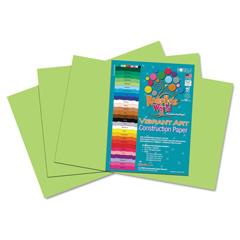 RLP65502 - Roselle Vibrant Art Heavyweight Construction Paper