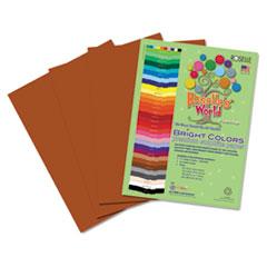 RLP71302 - Roselle Bright Colors Premium Sulphite Construction Paper