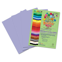 RLP75002 - Roselle Bright Colors Premium Sulphite Construction Paper