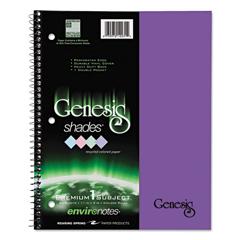 ROA12243 - Roaring Spring® Genesis Shades® Notebook