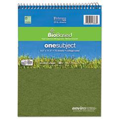 ROA13363 - Roaring Spring® Environotes® Recycled Notebook